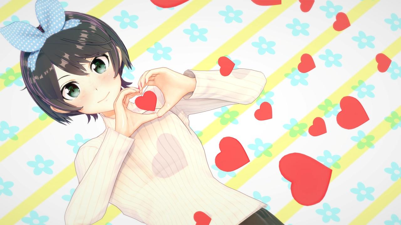 [彼女、お借りします] コイカツ!で更科瑠夏ちゃんを完全再現! 10