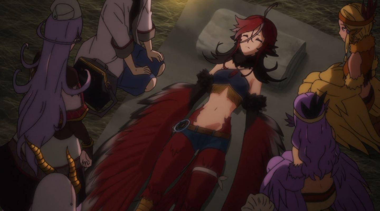 TVアニメ モンスター娘のお医者さん 症例4「不治の病のラミア」キャプチャー 18