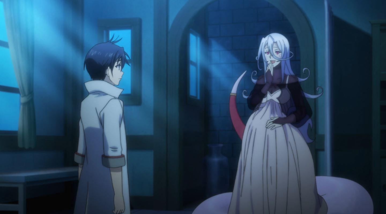 TVアニメ モンスター娘のお医者さん 症例4「不治の病のラミア」キャプチャー 02