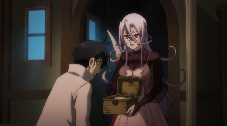 TVアニメ モンスター娘のお医者さん 症例4「不治の病のラミア」キャプチャー 05