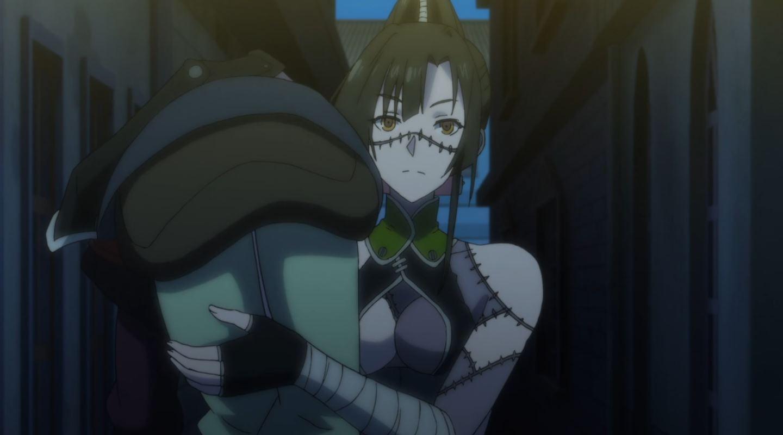 TVアニメ モンスター娘のお医者さん 症例4「不治の病のラミア」キャプチャー 08