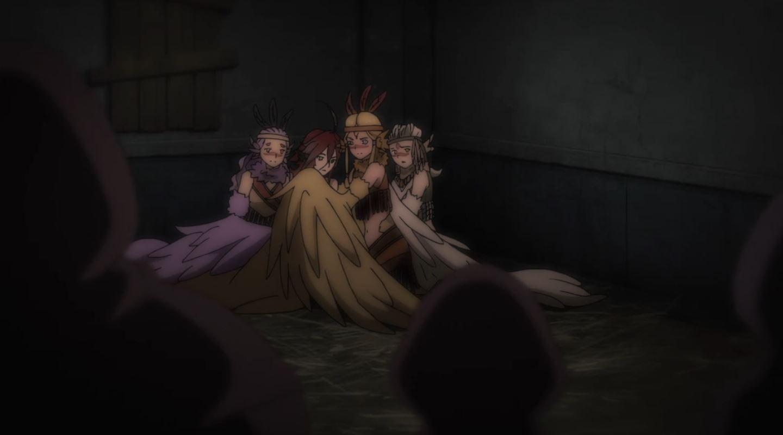 TVアニメ モンスター娘のお医者さん 症例4「不治の病のラミア」キャプチャー 09