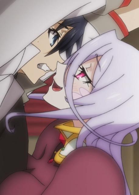 【エロシーンキャプチャー】モンスター娘のお医者さん 症例4「不治の病のラミア」(GIFアニメ)