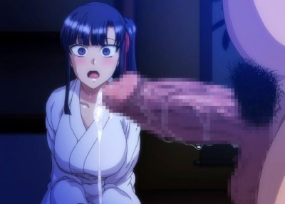 【OVA 催眠性指導 #4 宮島椿の場合】美人母娘へ「妊娠の練習」と称して無責任種付け