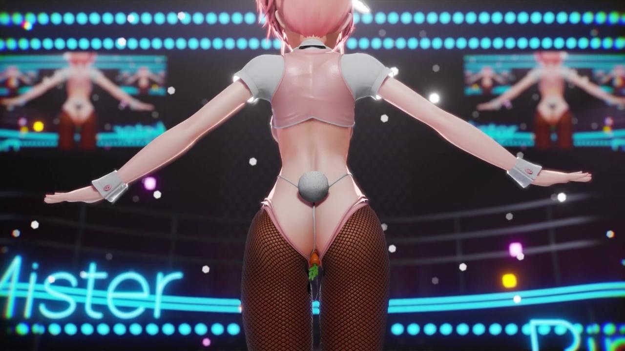 [MMD R-18] 美嘉ちゃんの裏営業! (アイドルマスター) 3DCG 01