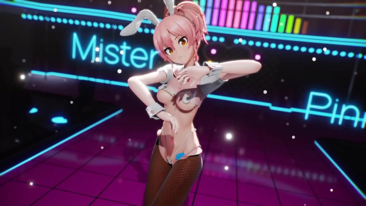 [MMD R-18] 美嘉ちゃんの裏営業! (アイドルマスター) 3DCG 02