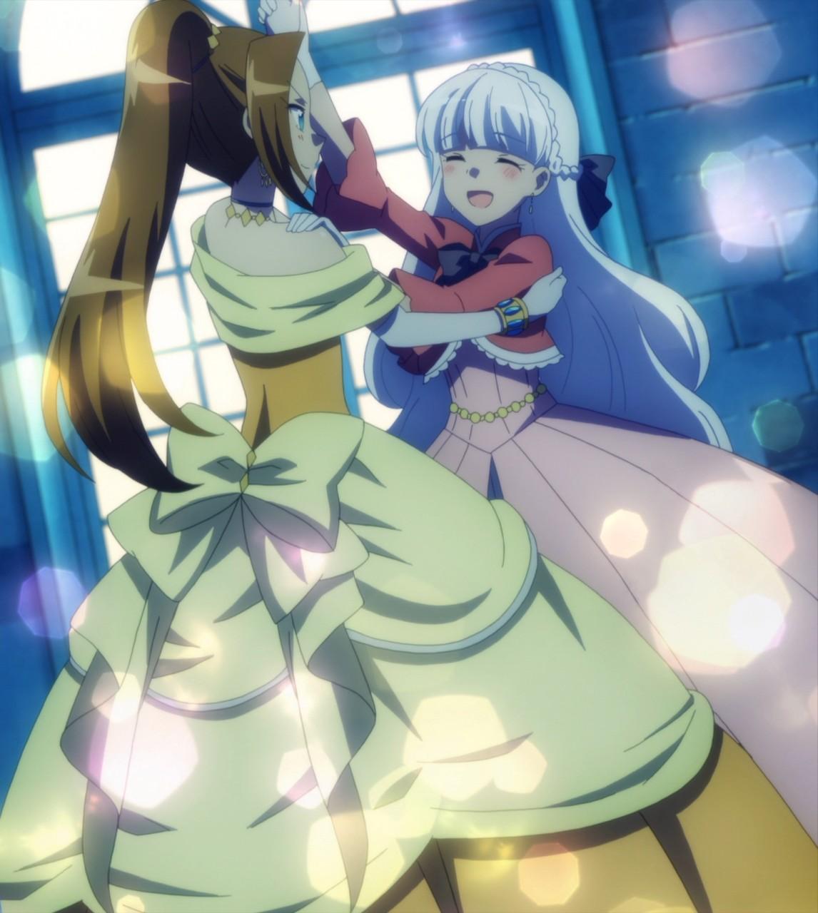 乙女ゲームの破滅フラグしかない悪役令嬢に転生してしまった… エロ画像 Part1 08