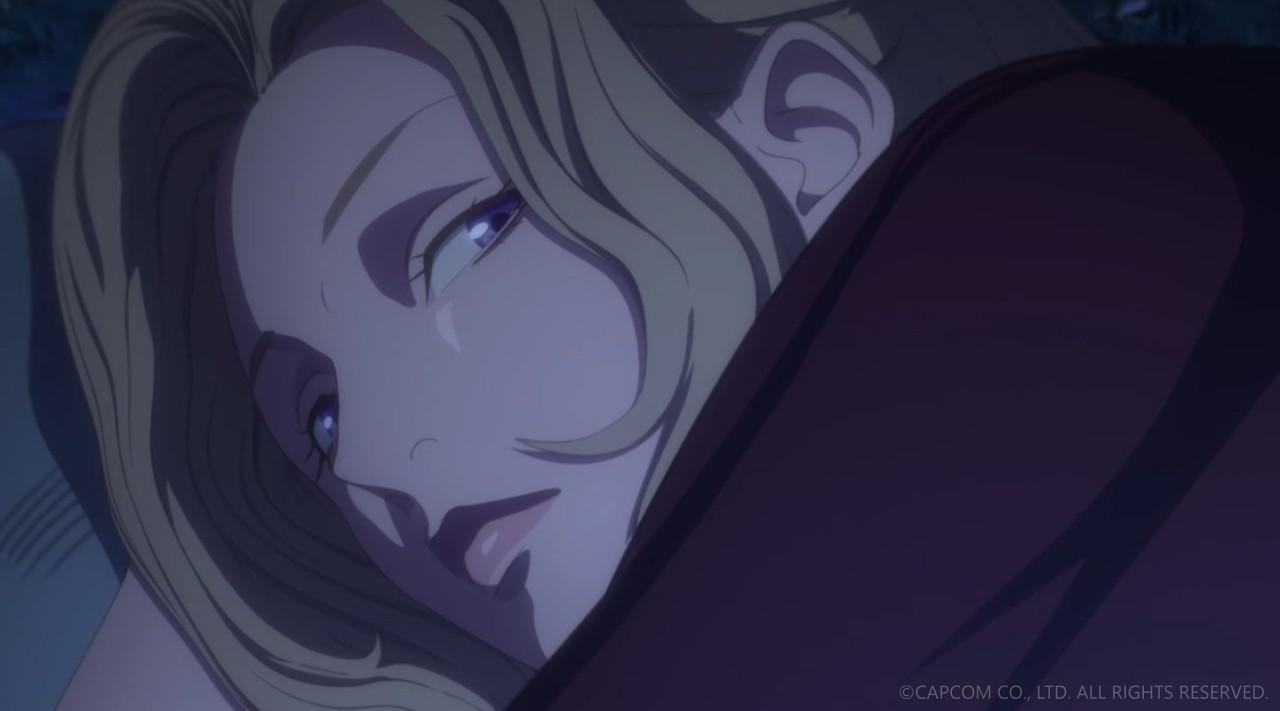 NETFLIXオリジナルアニメシリーズ「ドラゴンズドグマ」第三話 エロキャプ 14