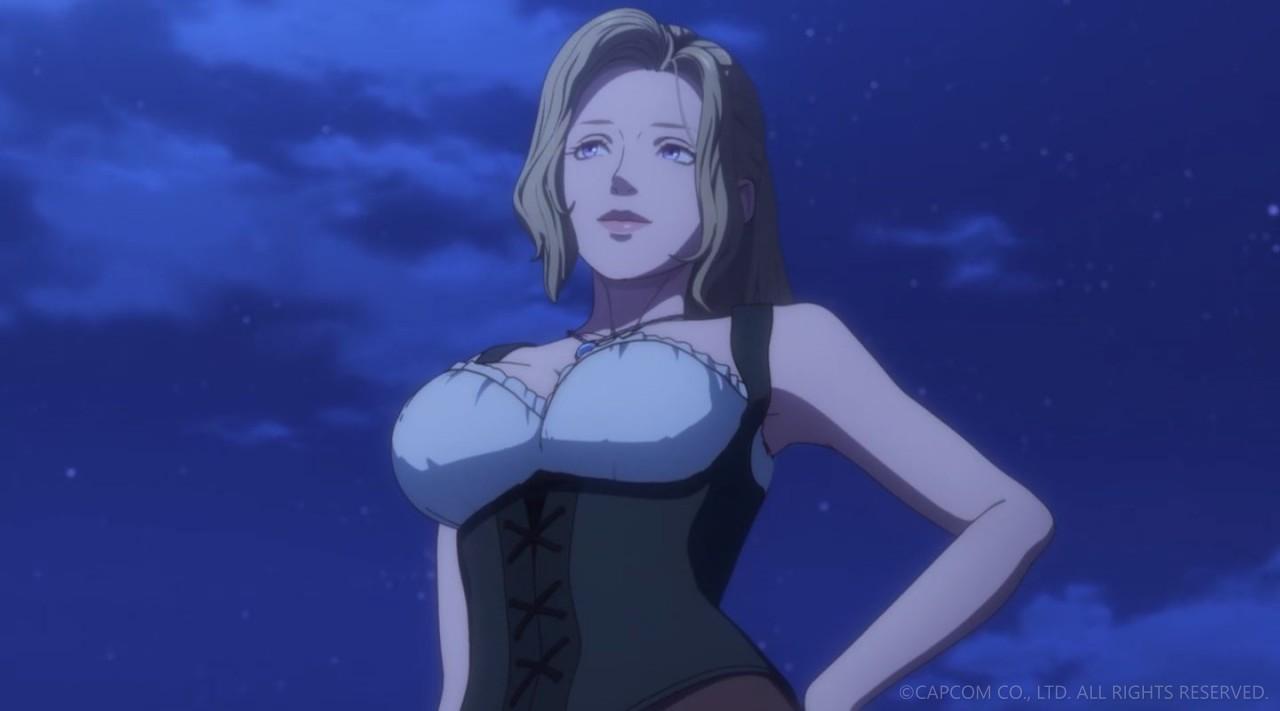 NETFLIXオリジナルアニメシリーズ「ドラゴンズドグマ」第三話 エロキャプ 16