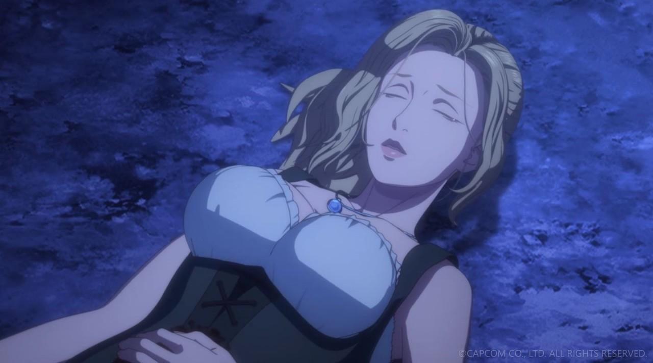 NETFLIXオリジナルアニメシリーズ「ドラゴンズドグマ」第三話 エロキャプ 27