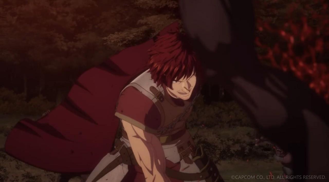 NETFLIXオリジナルアニメシリーズ「ドラゴンズドグマ」第三話 エロキャプ 09