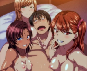 【OVA イジラレ~復讐催眠~#1】イジメっ子JKさん、認識改変催眠で「妊娠することが最高のいじめ」と思い込むwww