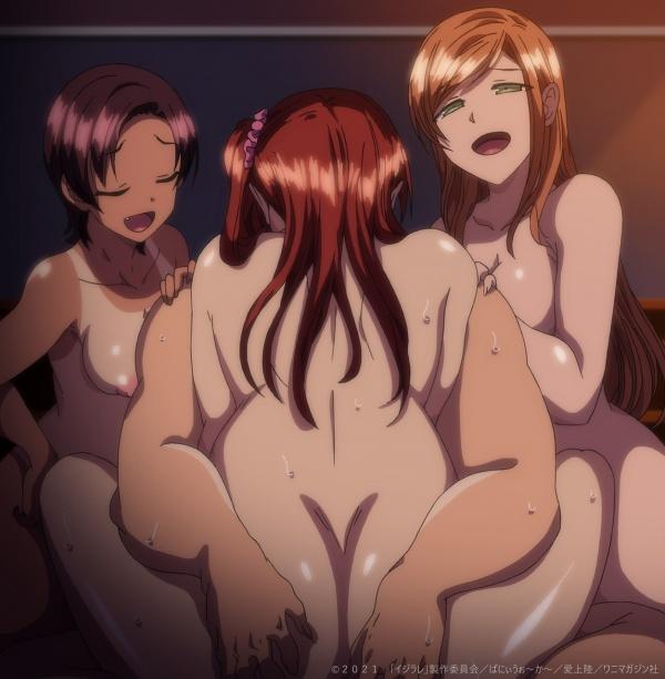 OVA イジラレ~復讐催眠~#4 キャプチャー画像 31