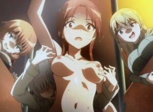 【乳首解禁】ストライクウィッチーズ ROAD to BERLIN BD 第4巻「女の子全員が巨乳化した、あの乳回を無修正で見れる!」