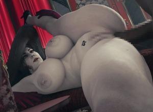 【動画】バイオ8のドミトレスク夫人、肉付きの良い熟れた豊満な身体がエッチ過ぎるwwwww(3Dエロアニメ)
