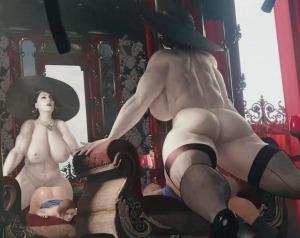 【動画あり】バイオ8のドミトレスクさん、あまりにも惠体すぎる・・・・。勝てねぇよこんなのwwwww(3Dエロアニメ)